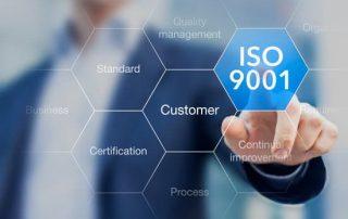 ISO 9001 standard traduzione